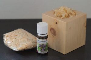 schnarchen verhindern mit Zirbenholz